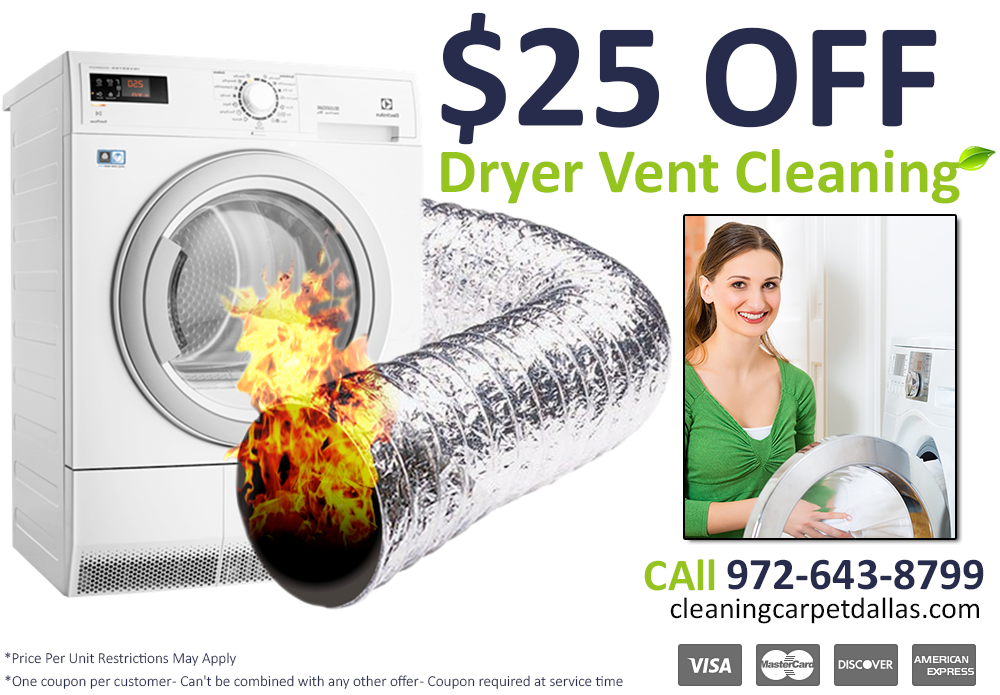 Dryer Vent Cleaning Service Cleaning Carpet Dallas Texas