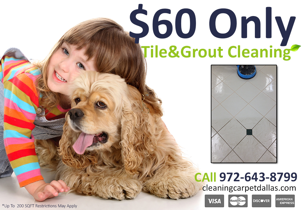 Cleaning Tile Dallas Special Offer